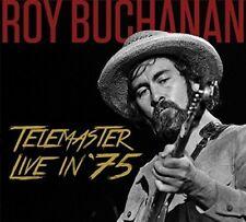 Roy Buchanan - Telemaster Live In '75 [New CD]