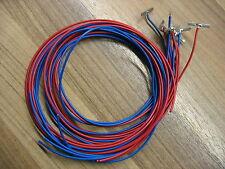 Piko H0 10 Gleisverbinder mit Sromanschlußabel  0,25 mm / 50 cm für das A-Gleis