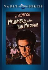 MURDERS IN THE RUE MORGUE (1932 Bela Lugosi)  - Region Free DVD - Sealed