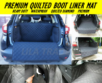 For Volvo V70 Estate Quilted Car Waterproof Boot Liner Mat