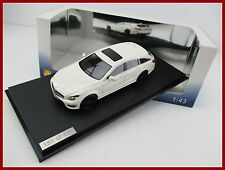 AMG cls63 Shooting Brake s-model en blanco metalizado GLM 1:43 OVP nuevo