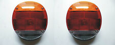 VW SUPERBEETLE TAIL LIGHTS 1973-1979 HELLA NEW SOLD BY PAIR THE THING