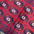 Handmade Afghan Bahor Accent Rug, Camel Hair, Natural Dyes, Tribal & Nomadic 4x6