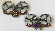 POTUS USMC HMX-1 Marine Helicopter Squadron Executive Support w Spinning Blades