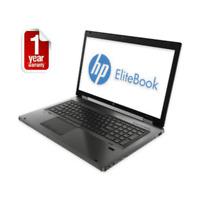 HP Elitebook 8770w Intel i5 2.0GHZ+ Win 10 500GB HDD, 4GB RAM, DVDRW, WiFi