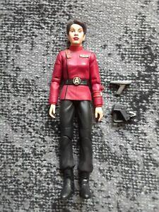Diamond Select Art Asylum Star Trek 2 Wrath of Khan Lieutenant Saavik Figure