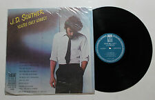 J.D. SOUTHER You're Only Lonely Columbia JJB-6115 JA 1979 VG++ JAPANESE PRESS 5A