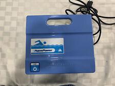 ROBOT piscina Aqua Power Alimentazione Scatola,