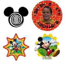 108 Disney Mickey Mouse Clubhouse Hershey Kiss Labels Stickers Personalized
