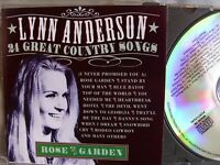 Lynn Anderson- 24 Great Country Songs- lesen!