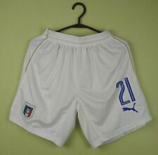 Italy Italia team shorts #21 soccer football puma size S