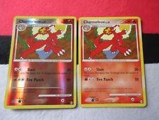 Charmeleon Reverse Holo Pokemon Cards Platinum Arceus base set 35/99
