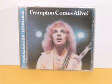 CD - PETER FRAMPTON - FRAMPTON COMES ALIVE