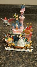 Danbury Mint Disneyland Express Fantasyland cinderella snow white dumbo tinker