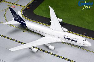 Lufthansa Boeing 747-400 D-ABVM Gemini Jets G2DLH792 Scale 1:200