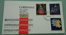 Willie: 1985 New Zealand Chrismas First Day Cover