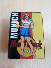 Hard Rock Cafe MUNICH MONACO-BEER Waitress pin 2002-le
