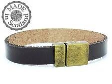 Leather Alloy Bracelets for Men