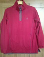 Polo Neck Plain Sweatshirts for Women