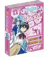 COFFRET 1 DVD + 1 MANGA MONSIEUR EST SERVI PARTIE 1 NEUF SOUS BLISTER