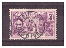 COTE D'IVOIRE .   N° 85 . 50 c    OBLITERE    . SUPERBE