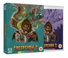 Creepshow 2 Blu-Ray Arrow Video Exclusive Variant. OOP. Sealed.
