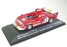Alfa Romeo 33 Tt 12 No.2 Ganador 1000km Spa Francor-Champs 1975 (Pescarolo