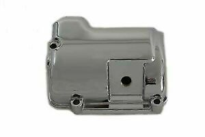 Transmission Top Cover Chrome for Harley Davidson by V-Twin