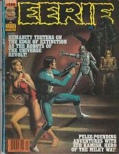 1981 Eerie #119 Horror Robots Aliens Sci Fi Space Science Fiction Fantasy Warren