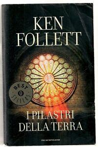 I PILASTRI DELLA TERRA - FOLLETT - romanzi - narrativa - storico