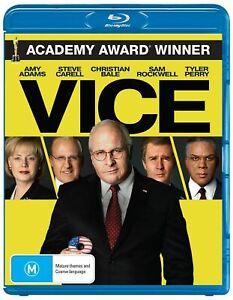 Vice : NEW Blu-Ray