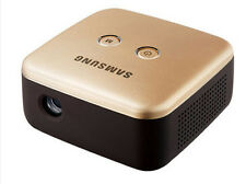 Samsung SSB-10DLFF08 Smart Mini Beam Projector Portable WVGA 854 x 480 LED