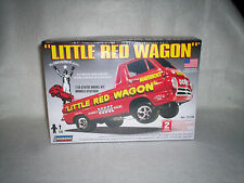 "Lindberg Model Kit - Dodge ""LITTLE RED WAGON"" - 1/25 Scale - NIB   1965 A-100"