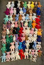 Large Bundle TY BEANIE BABIES. 84 in Total. Most with the tags.