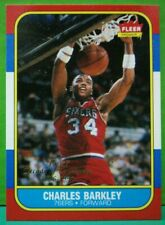 Charles Barkley card Decade Of Excellence 96-97 Fleer #11