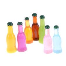 Miniatur Trinkflaschen Saft Puppenhaus Essen Startseite Geschirr Spielzeug