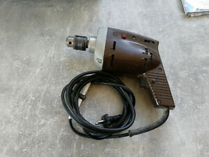 DDR Bohrmaschine Multimax HBM 251.1R VEB Elektrowerkzeuge Sebnitz