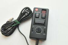 Leica RC Leica R Remote Control Interval Timer For Leica R4 Winder etc
