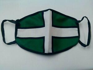 Face mask Washable, Devon flag