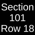 4 Tickets Seattle Kraken @ Vancouver Canucks 4/26/22 Rogers Arena Vancouver, BC