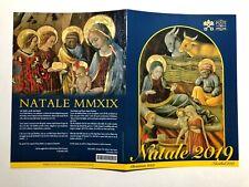 2019 Folder Vatican Vaticano Christmas Natale Navidad Edizione Limitata Numerato