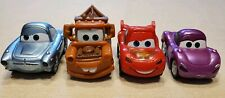 Lighting McQueen Disney Cars AppMates Set of 4 Pixar Disney 2011 Great Condition