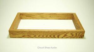 Wood Trim Ring for Altec 1568 / 1569 Mono Tube Amplifier -- KT