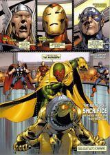 2011 Avengers Kree Skrull Wars: 90 Card Base Set (Chapter 1)