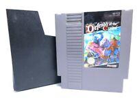 NINTENDO NES Konami DEFENDER OF THE CROWN Game PAL