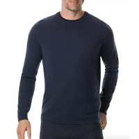Rodd and Gunn Mens Blue Merino Wool Crew Neck Long Sleeve Sweater Size M