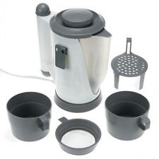 Plug In 12V Car Kettle Set Van Mpv Tea Coffee Maker Electric Heater For Seat