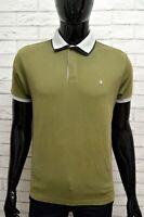 Polo Uomo CHAMPION Taglia Size L Maglia Maglietta Camicia Shirt Man Manica Corta