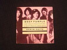 Deep Purple - Gemini Suite, Live - 1993 UK CD / Ian Gillian / Hard Rock Metal