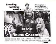 """""""Young Cassidy"""" Vintage Movie Still Advertisement"""